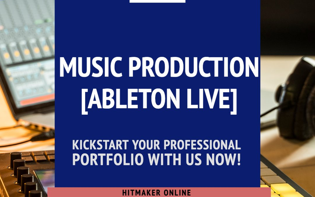 Introduction to Music Production with Ableton Live